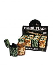 'Easy Torch' 'Camouflage' Lighter with Jet Flame