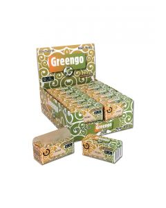 'Greengo' Slim Rolling Paper Roll Unbleached