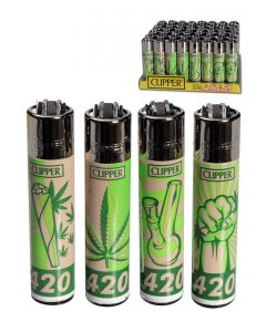 "Clipper ""420"" Lighter"