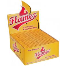 Flamez Rolling Papers (Display) 50 PCS