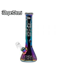 Dope Bros 'Blackout Series' 'Colour Art 2' Ice Bong