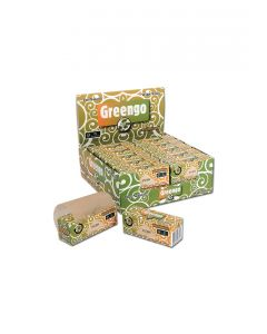 'Greengo' Wide Rolling Paper Roll Unbleached