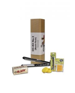 Rosin-Tech Oil Making Kit