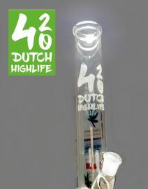 Bong 420 Dutch Highlife