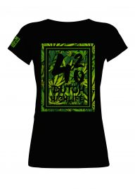 420 Dutch Highlife T-Shirt - In Weed We Trust (Women)
