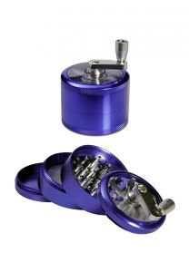 Ally Crank Grinder (Various Colours)