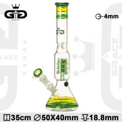 Grace Glass Bong 'Bermuda Triangle'
