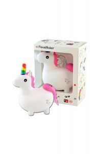 Piecemaker 'Unicorn Bong' Silicone