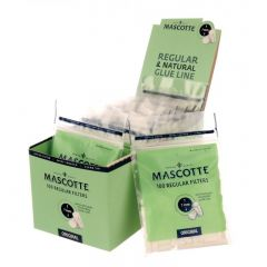 Mascotte Filters Regular 7mm (100pcs)