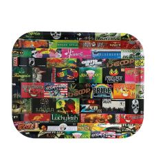 RAW History Rolling Tray (Large)