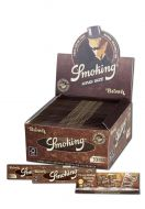 'Smoking' 'Brown' Papers Kingsize Ultra Thin unbleached (50 pcs)