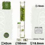 "'Dope Bros' HoneyComb Bong ""Grass Series"""