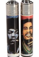 Clipper Lighters 'Hemp Legends'
