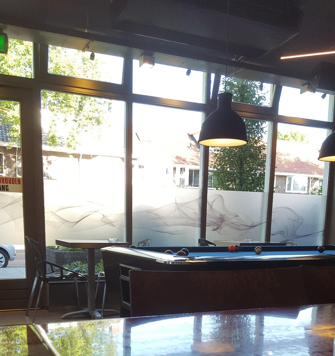 Coffeeshop High Times Eindhoven: pooltafel