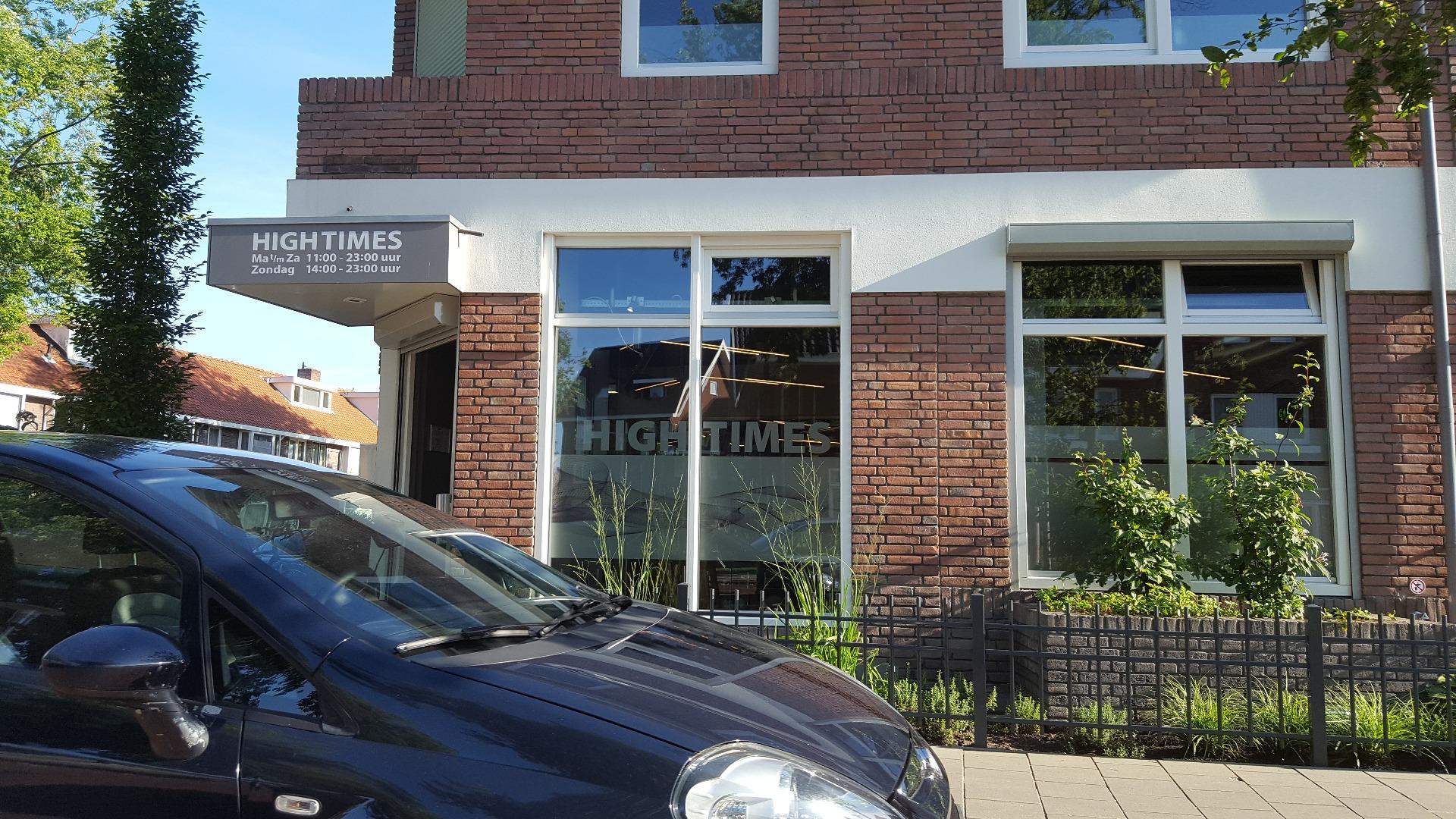 Coffeeshop High Times Eindhoven