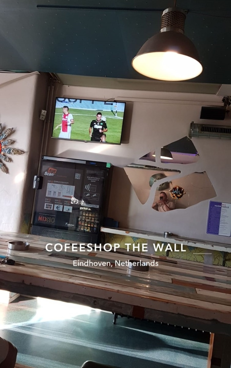 Coffeeshop The Wall Eindhoven