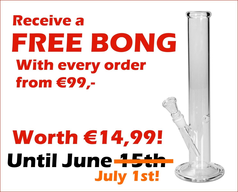 Free Bong!