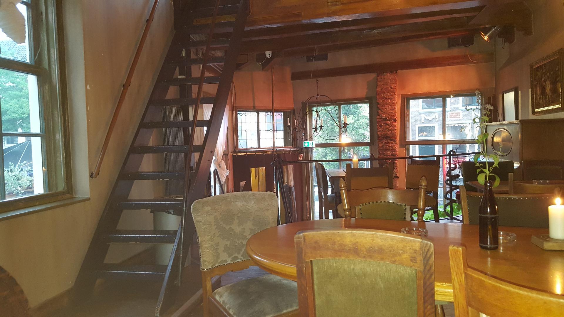 Coffeeshop Repelsteeltje Leeuwarden