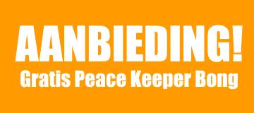 Gratis Peace Keeper Bong